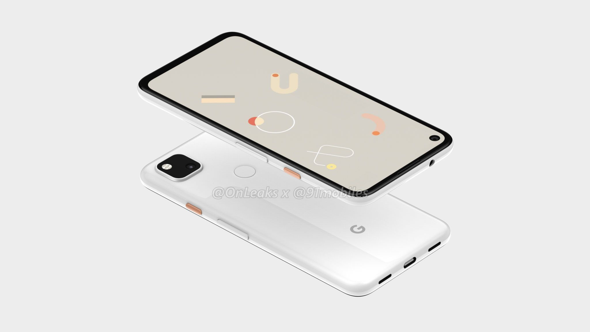 Google Pixel 4a Pixel 4a Xl Leaks And An Official 3d Render Are Published And Also In That Render There Are Few De Google Pixel Google Phones Best Smartphone