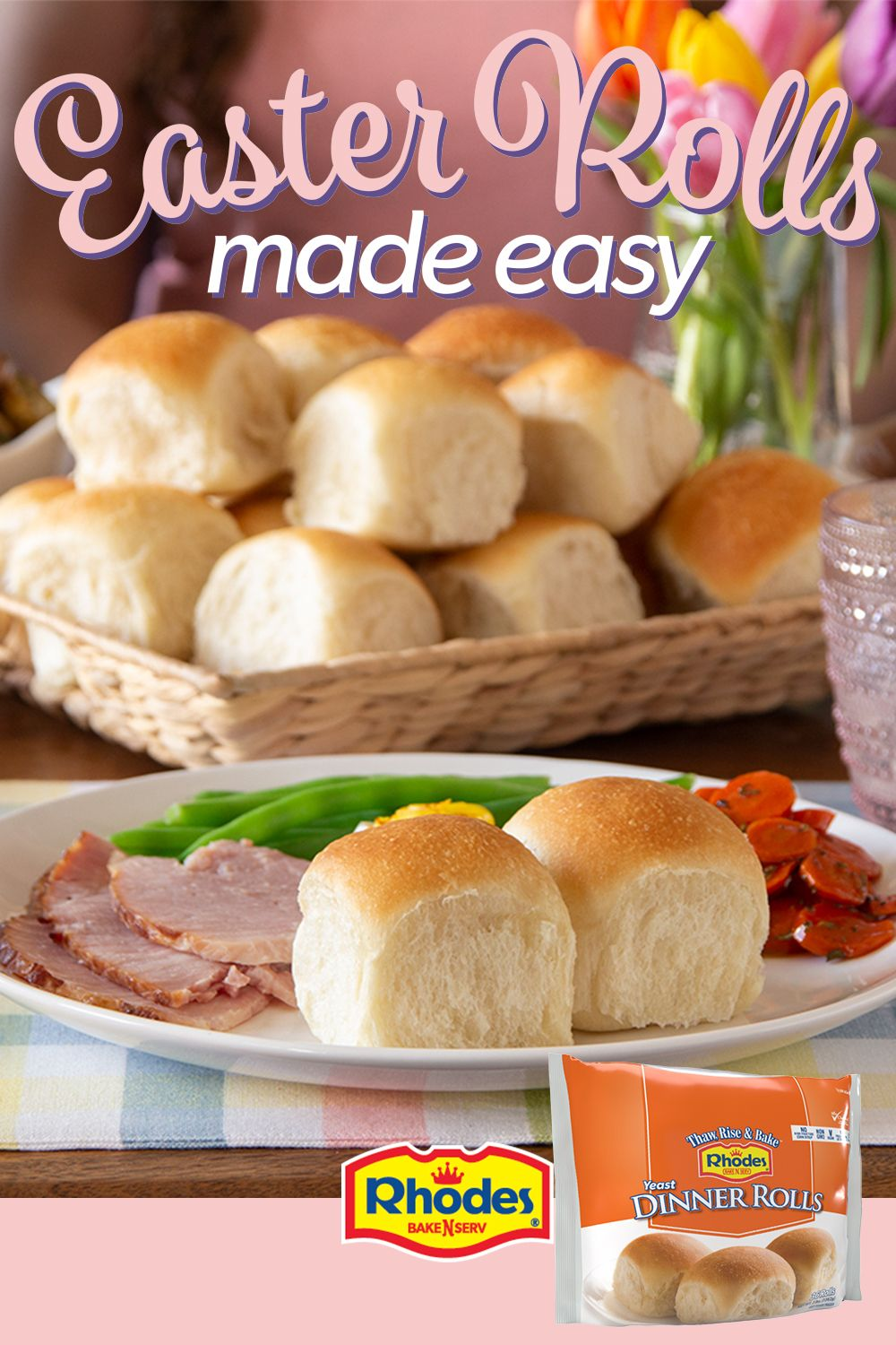 Soft And Delicious Rhodes Bake N Serv Dinner Rolls Are Perfect