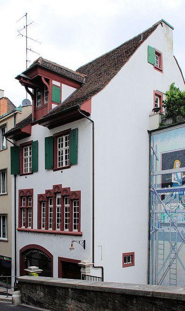 RenaissanceHaus am Rheinsprung, Basel, Switzerland