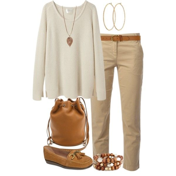 """""""Khaki"""" by terry-tlc on Polyvore"""