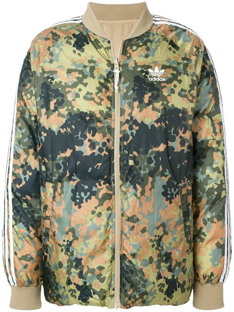 Adidas Originals Pharrell Williams HU Reversible Camo SST