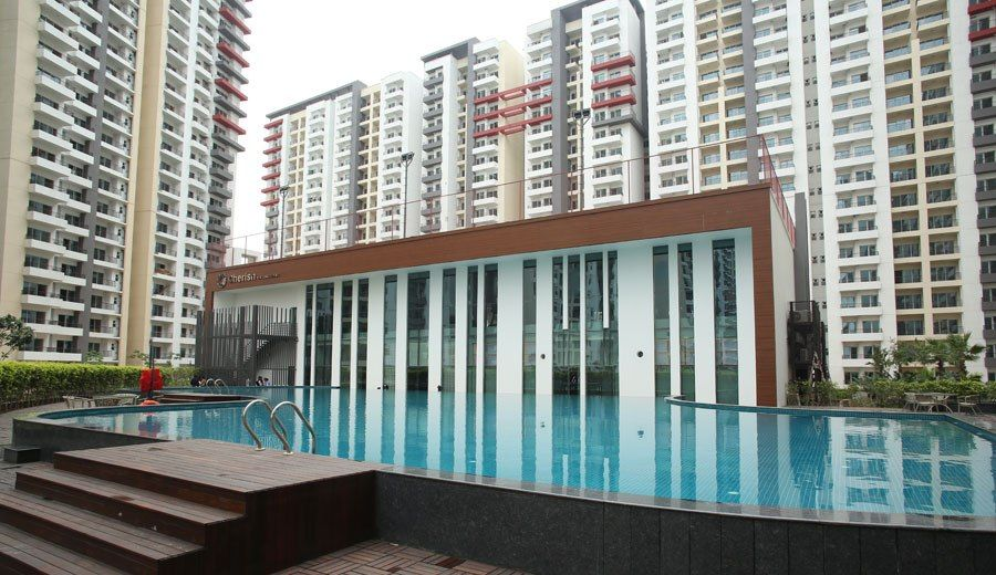Attri Real Estate Cherry County Luxury Apartments In Noida Extension
