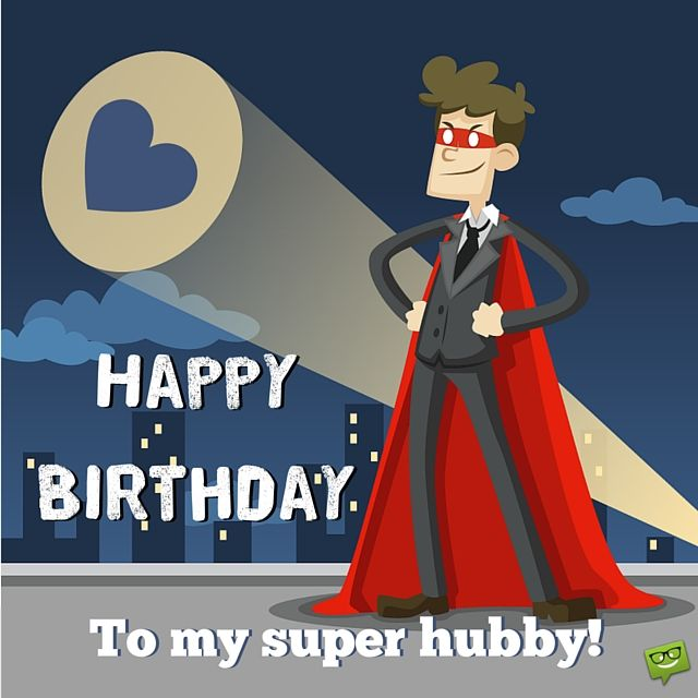 Supposedly Wiser : Funny Birthday Wishes for your Husband ...