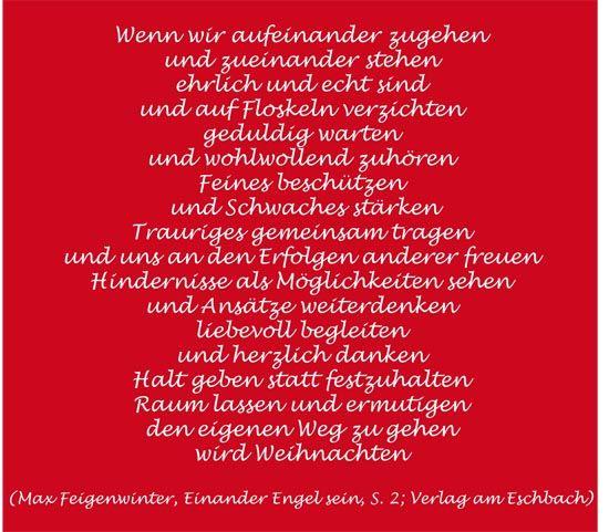 Weihnachten Engel Gedicht Kurz