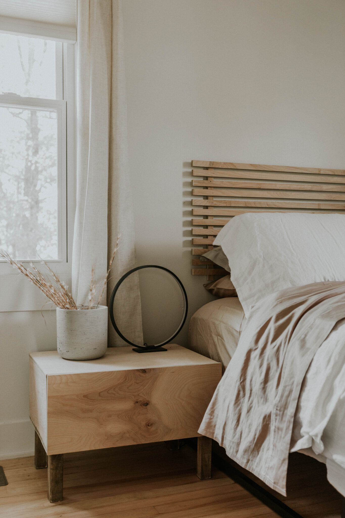 DIY headboard - This Minimal House -   19 diy Headboard king ideas