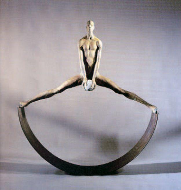 The balance of Cristina Cordova  :)