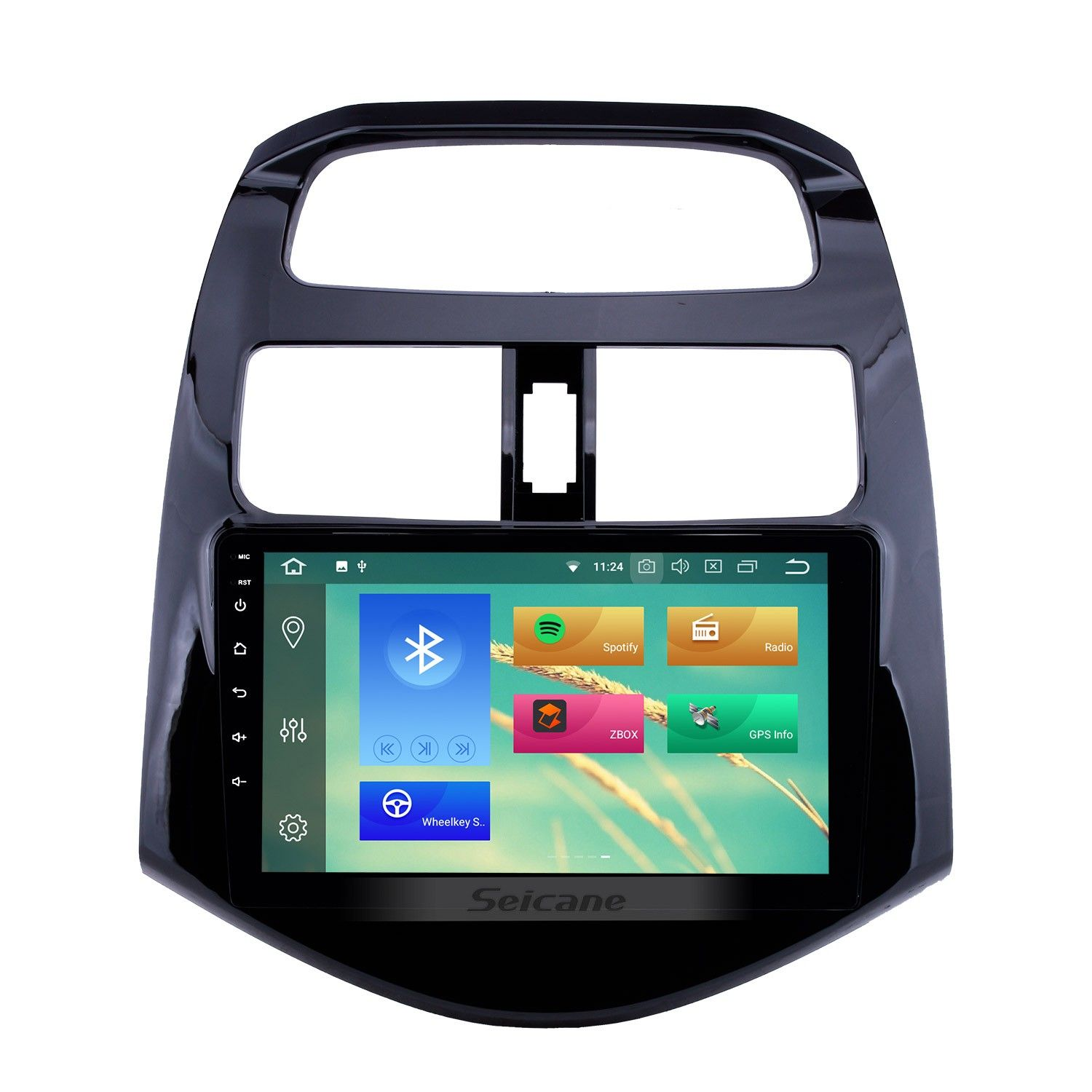 9 Inch Android 8 1 Gps Navigation For 2011 2012 2013 2014 Chevy