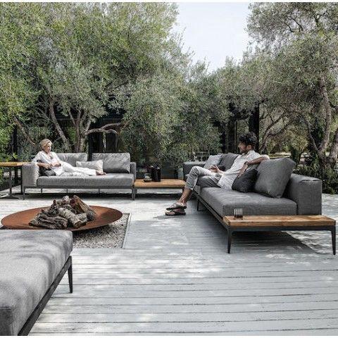 Grid lounge  Exklusive Gartenmöbel bekommen Sie bei Dacks - lounge gartenmobel gunstig