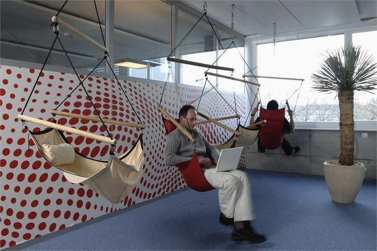 Google EMEA Engineering Hub Zurich, Zurich, 2008