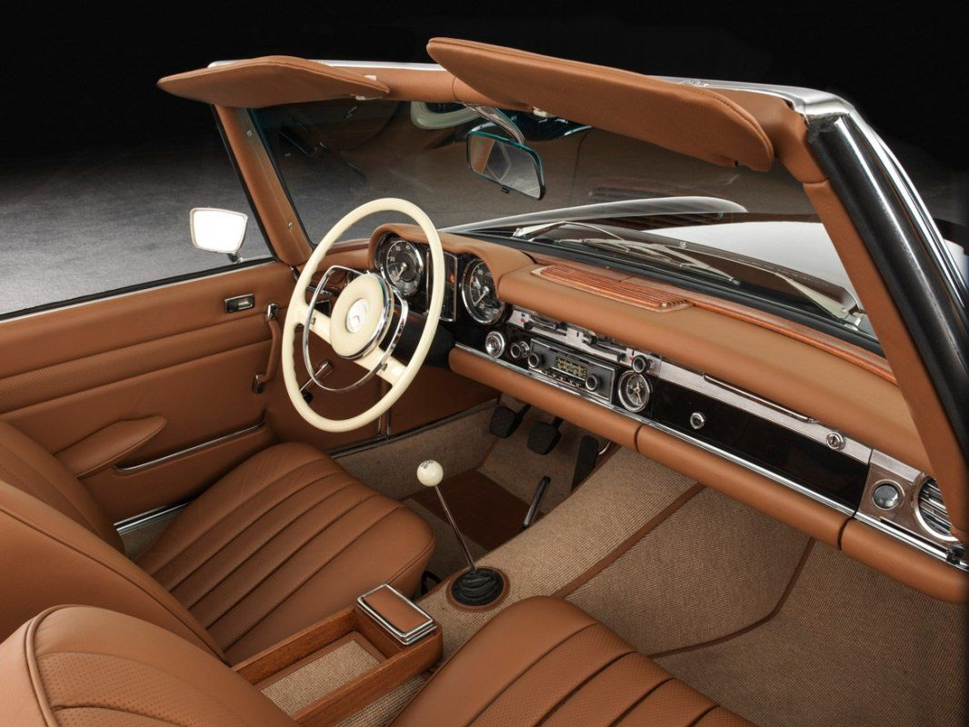Mercedes benz 280sl car vehicl wrap mercedes benz merced pagoda -  Mercedes Mercedes Benz 280sl Sl Pagode