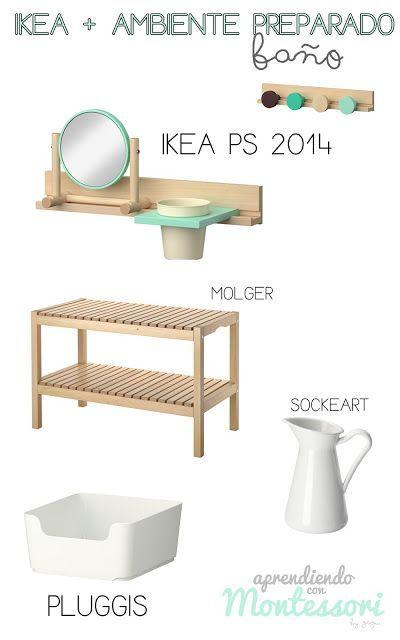Aprendiendo Con Montessori Review Ikea Y Ambiente Preparado