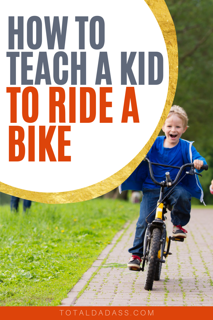 How To Teach A Kid To Ride A Bike Bike Ride Family Advice Bike