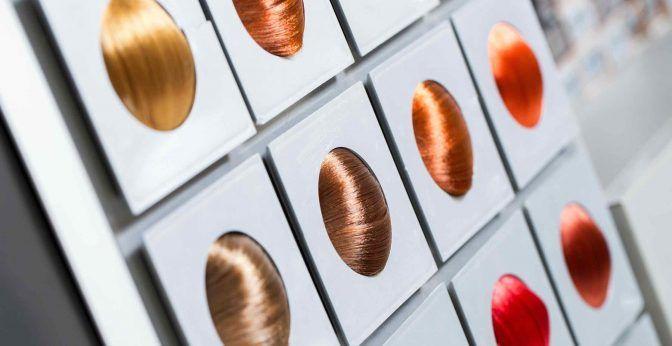 One N Only Argan Oil Hair Color Chart Guide Argan Oil Hair Argan