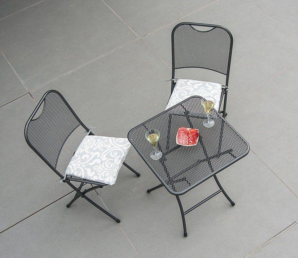 Alexander Rose Portofino Folding Tea for Two Set (With ...