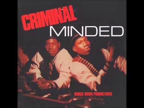 Criminal Minded (Album) (With images) Criminal mind