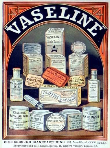 Vaseline advertisement vintage loop gr2 9