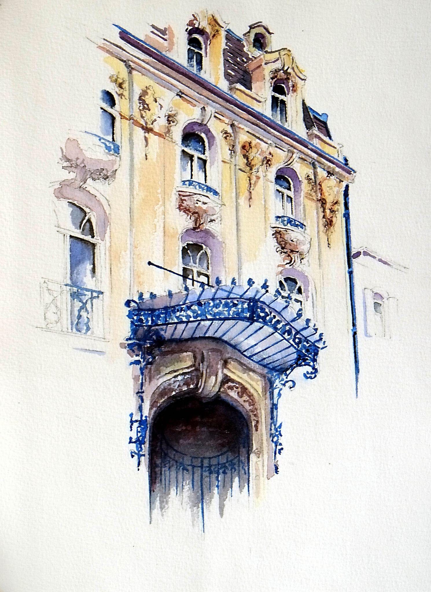359 Chambre De Commerce Et D Industrie De Meuthe Et Moselle Nancy France Arches Paper Abstract Artwork Artwork
