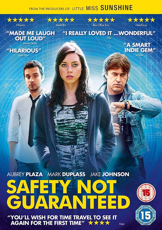 Safety Not Guaranteed (DVD) [Reino Unido] Ad Guaranteed