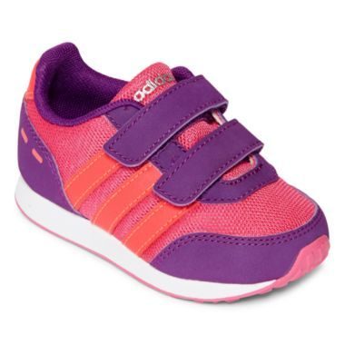 1086eed22ef4 adidas® VLNEO Switch Girls Toddler Athletic Shoes found at  JCPenney ...