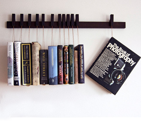 this book rack. so rad.