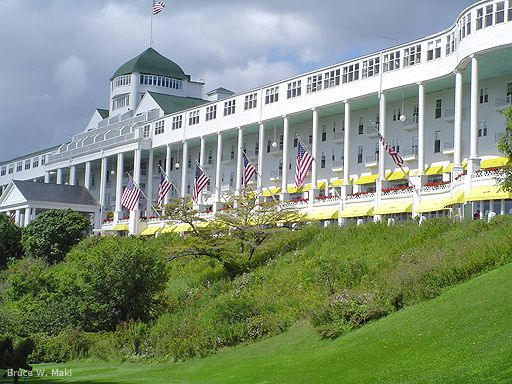 Grand Hotel Facts Grand Hotel Mackinac Island Mackinac Island Mackinac Island Michigan