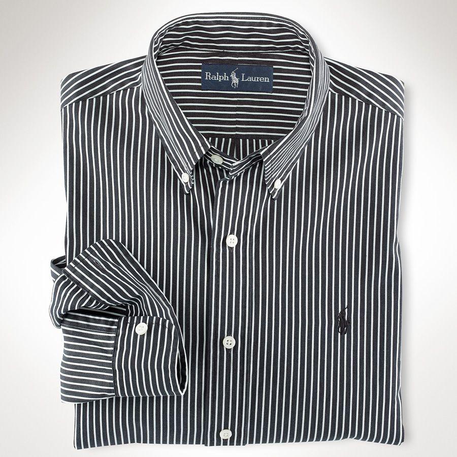 Camisa rayada blanca y negra  3291153d747
