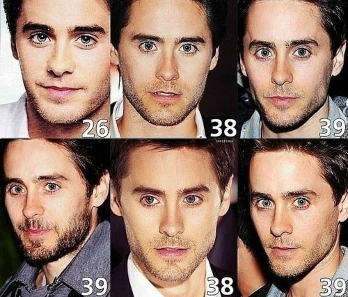 Jared Leto Doesn't Get Old