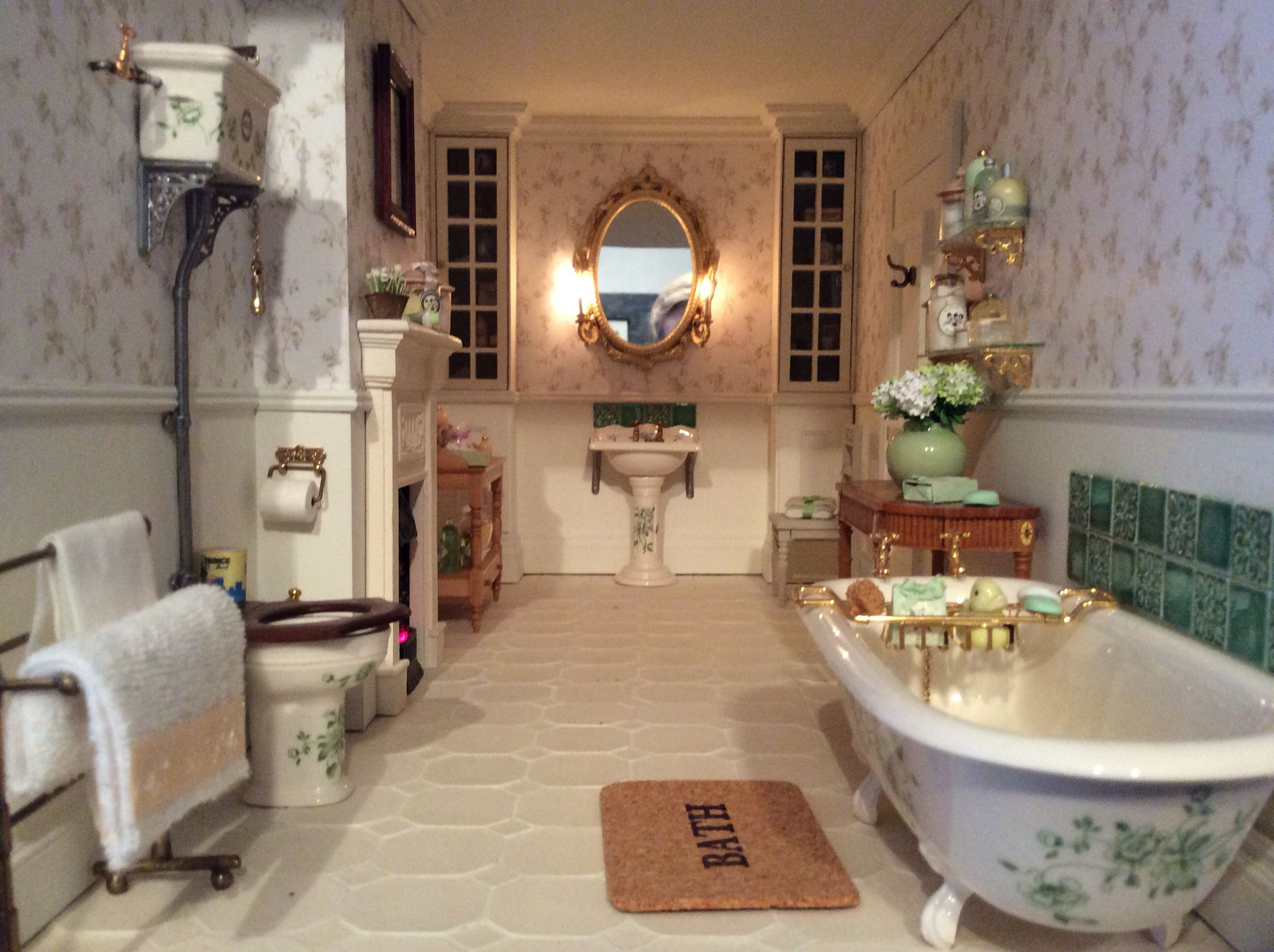 dolls house grand designscouk one of our designs - Grand Designs Bathrooms
