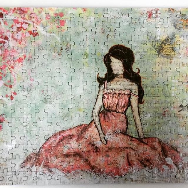 260 piece puzzle! We sent this and another 260 piece puzzle as well as 143 and 500 piece puzzles to a customer in Australia! If you wish to order one or more puzzles for your self please visit http://puzzlesprint.com #puzzlesprint #jigsawpuzzle #jigsaw #puzzle #personalizedpuzzle #photopuzzle #madetoorder