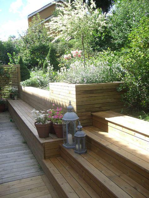 pingl par oh lala sur balcony and terrace pinterest terrasses jardin de reve et pergola. Black Bedroom Furniture Sets. Home Design Ideas