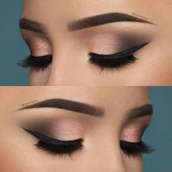 Photo of Smoky Eye Make-up mit Step by Step, perfekt und in Minuten! – #Eye #Makeup #Minu…