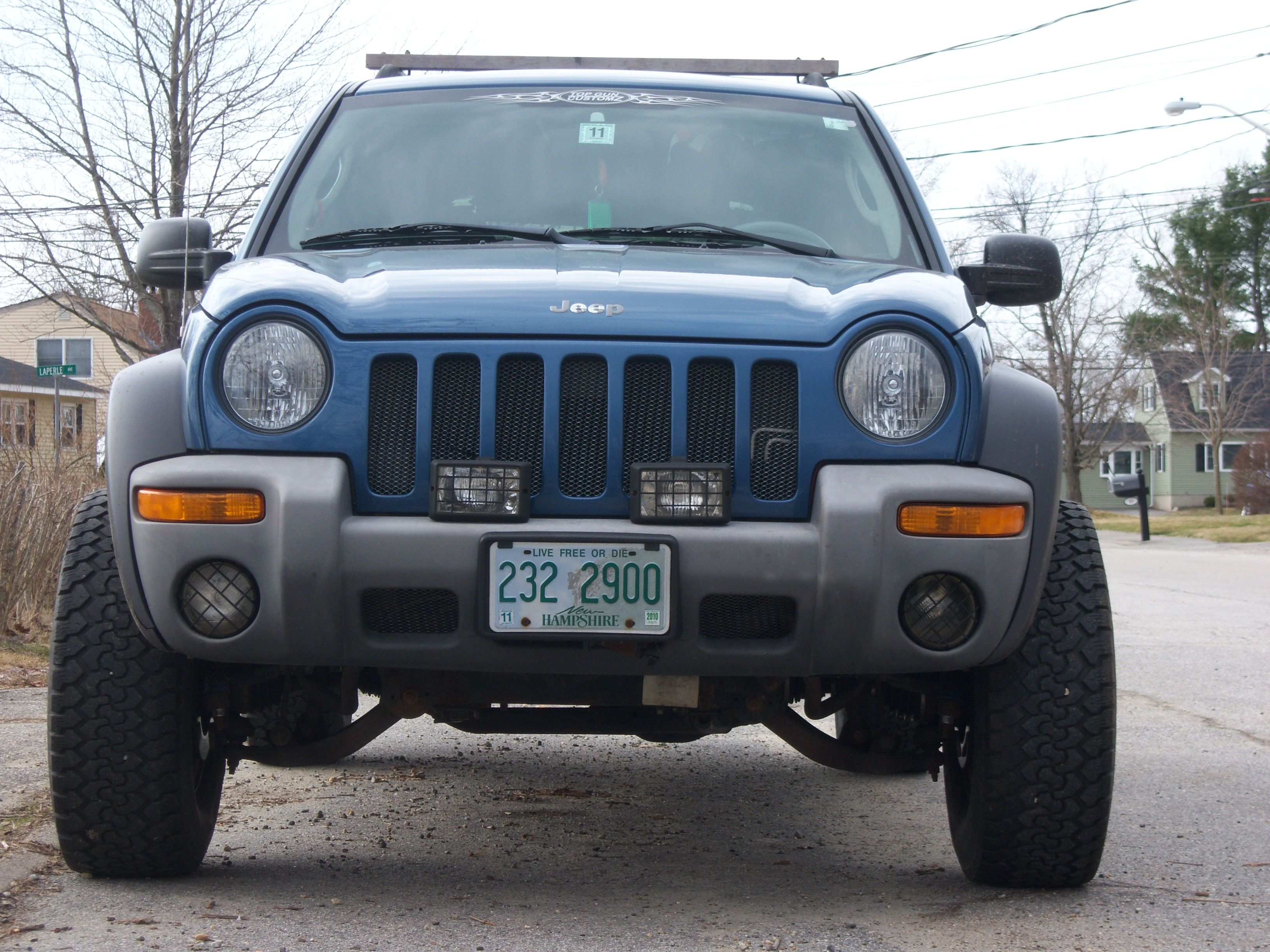 Jeep liberty rough country lift kit ifonly2005 s 2003 jeep liberty