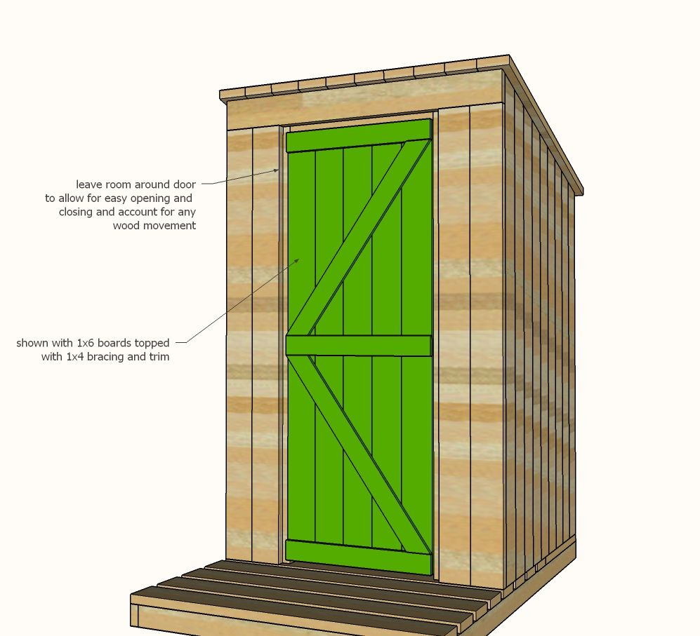 Outhouse Plan For Cabin Building An Outhouse Outdoor Toilet Outhouse