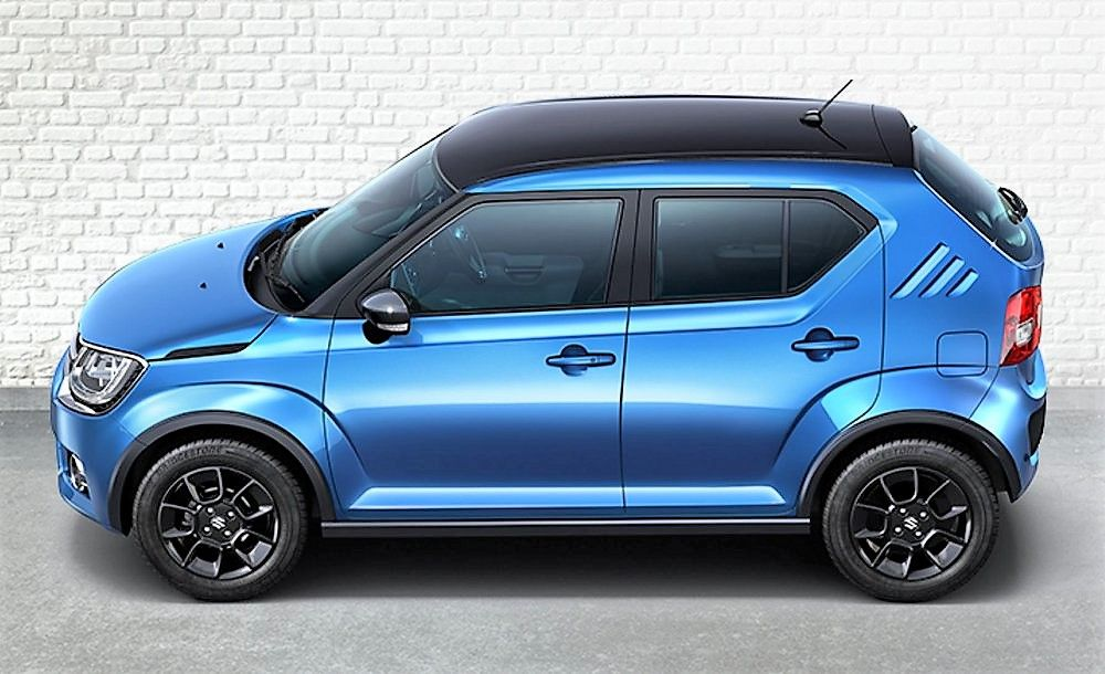 Maruti Suzuki Ignis Launched in India Rs 4.59 Lakh (With