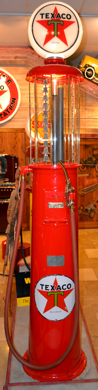 This Is A Original Wayne 79 Visual Hand Pump c. 1918. Completely Restored To Better Than Original. All Parts Are Correct And Original And Ar...