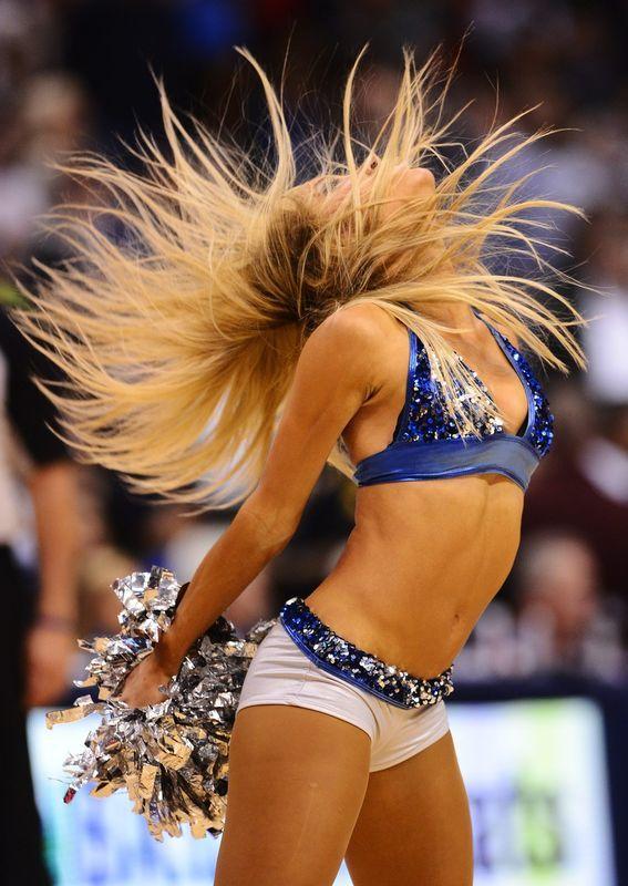 The art of cheerleading
