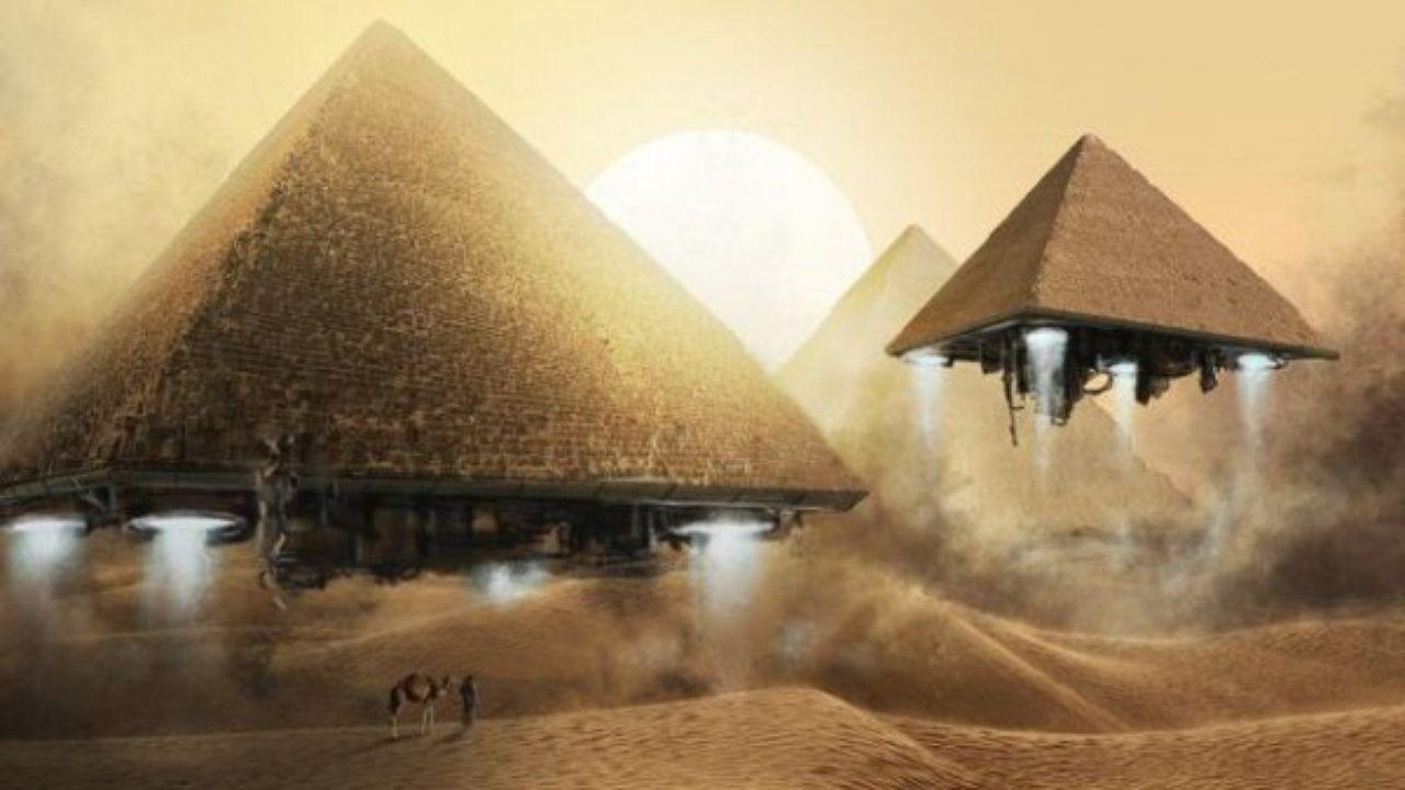 technologie extraterrestre decouverte