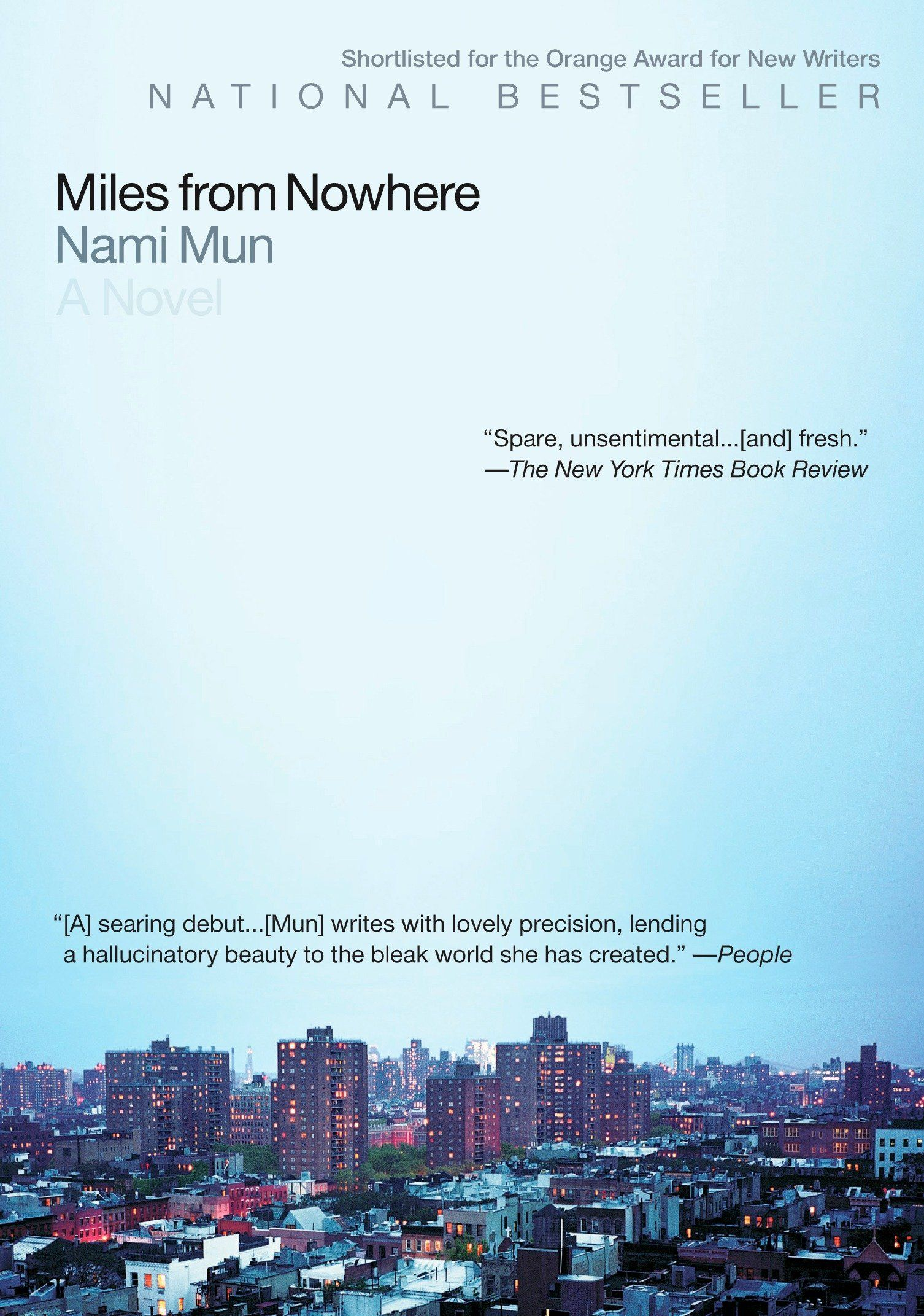Pdf Miles From Nowhere By Nami Mun Books Books To Read Online Fiction Writing