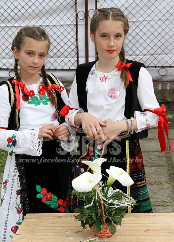 Serbian Girls   Traditional outfits, Love and pride, Costumes