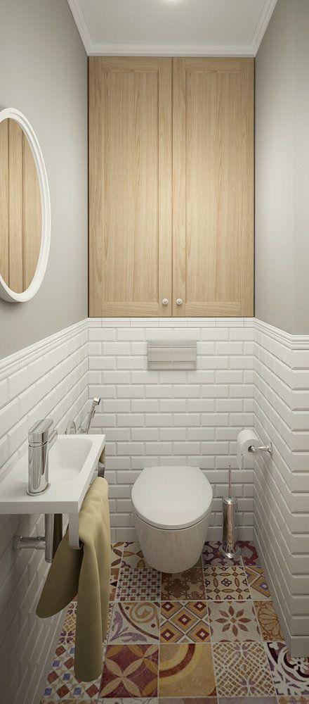 déco wc originale | Haus | Pinterest | Badezimmer, Badezimmer design ...
