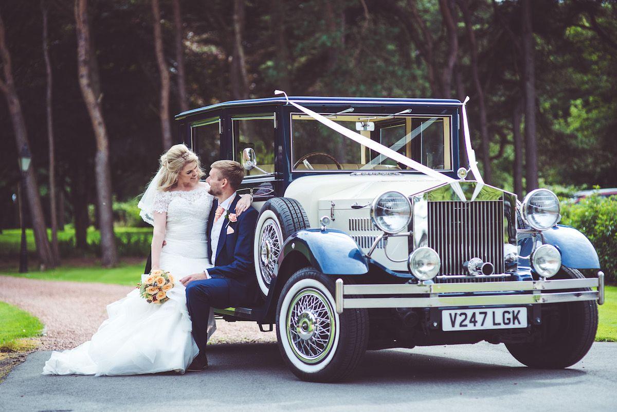 Wedding Car Hire Liverpool Keyhole Motors Wedding Cars Wedding Car Wedding Car Hire Vintage Car Wedding