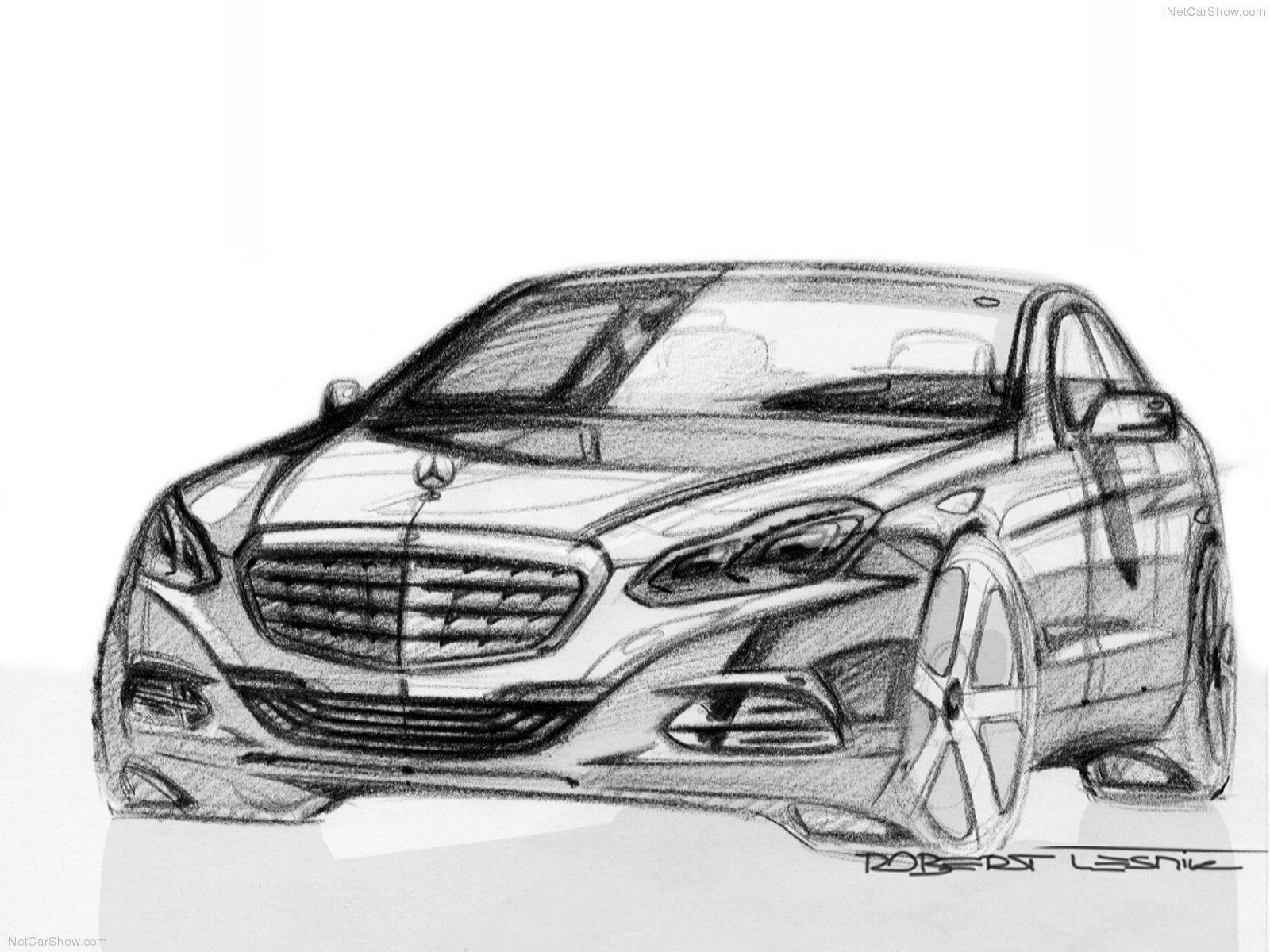 Mercedes Benz E Class 2014 Com Imagens Pintar