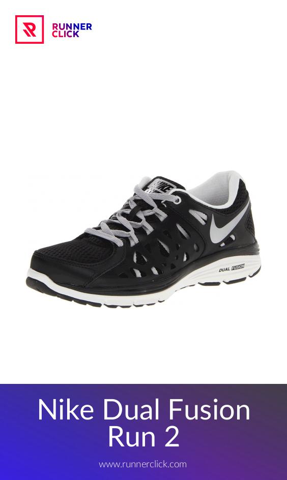 Invitación Centrar Competitivo  Nike Dual Fusion Run 2 Reviewed & Compared in 2020 | RunnerClick | Nike  dual fusion, Running shoes nike, Run 2