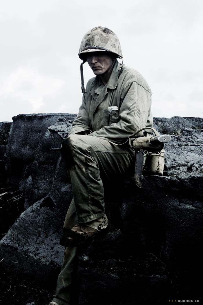 Film-Szenenbild – Bilder – Flags of Our Fathers (2006) – Movies – OutNow