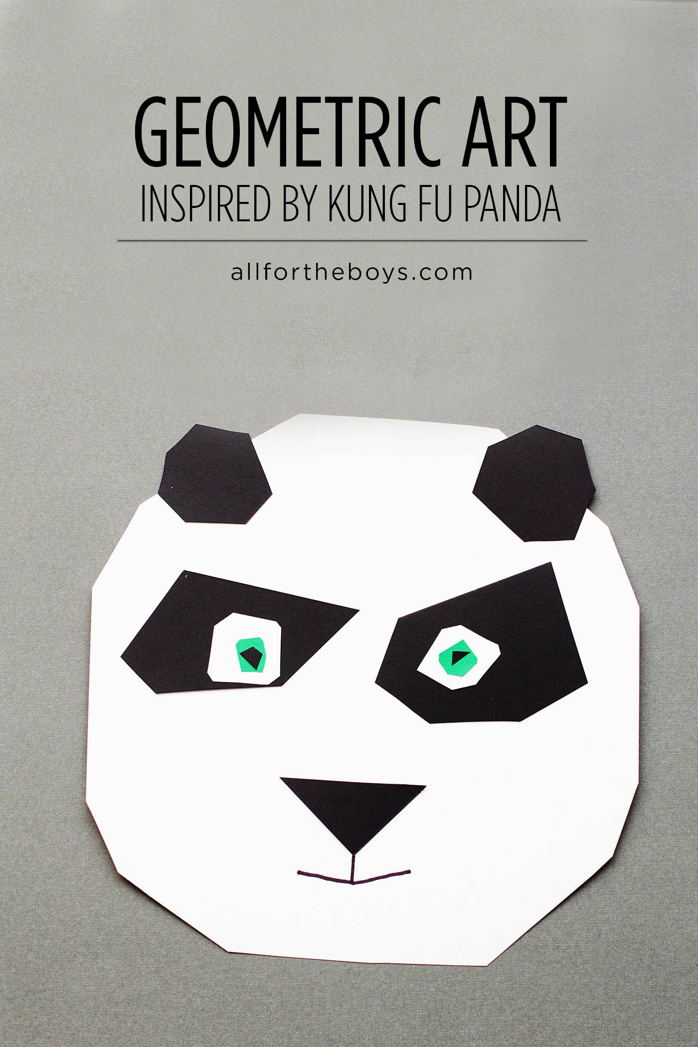 Gmail panda theme - Geometric Panda Art Kung Fu Panda 1 2 Dvd Sweepstakes