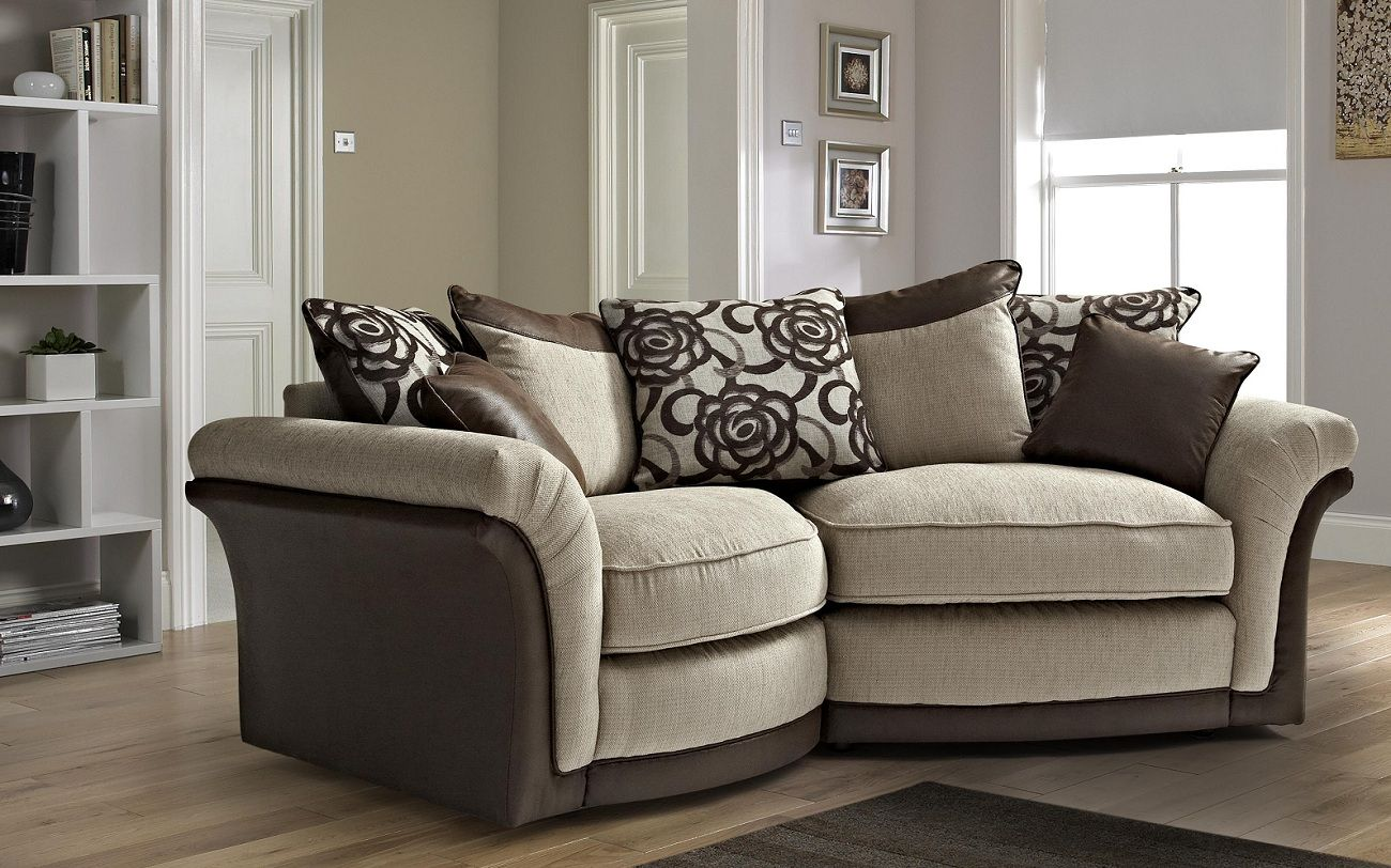 cuddle couch sectional Couches for sale