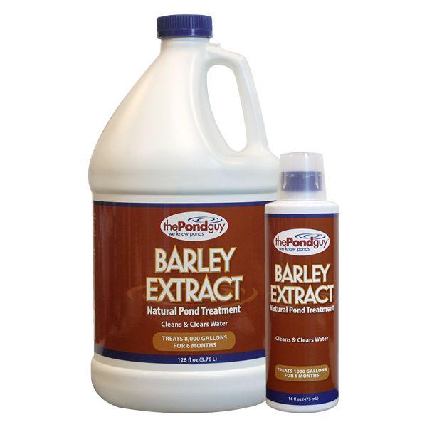 The Pond Guy<sup>®</sup> Barley Extract