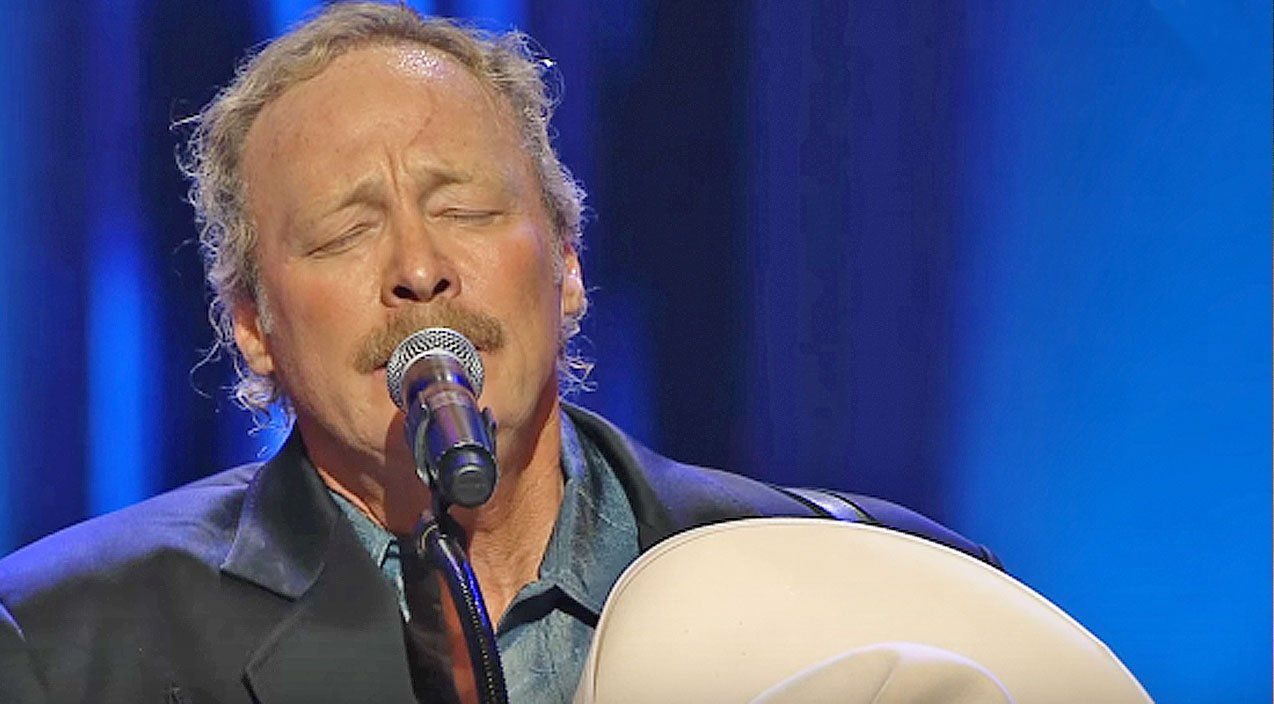 Alan Jackson Memorializes George Jones With Emotional He Stopped
