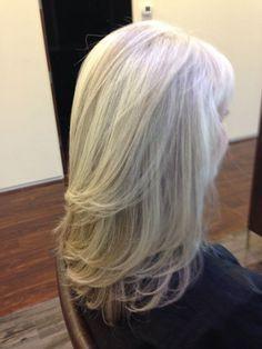blond polaire 37 photos qui vont vous faire craquer blonde pinterest cheveux coiffure. Black Bedroom Furniture Sets. Home Design Ideas