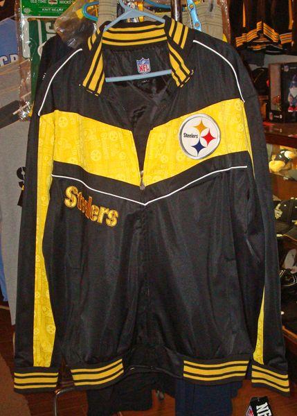 bc0bf5e44 Steelers Jacket